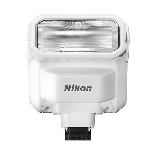 Image of Nikon SB-N7 Speedlight for Nikon 1 V1 & V2 Mirrorless Digital Cameras (White)