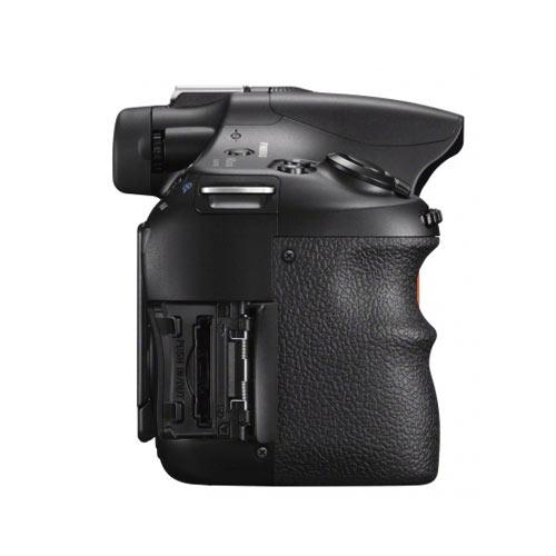 Alpha SLT-A58 Digital SLR Camera with DT 18-55mm f/3.5-5.6 SAM II Lens