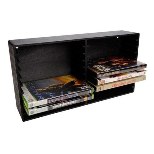 DVD-20 Wall Mounting Rack