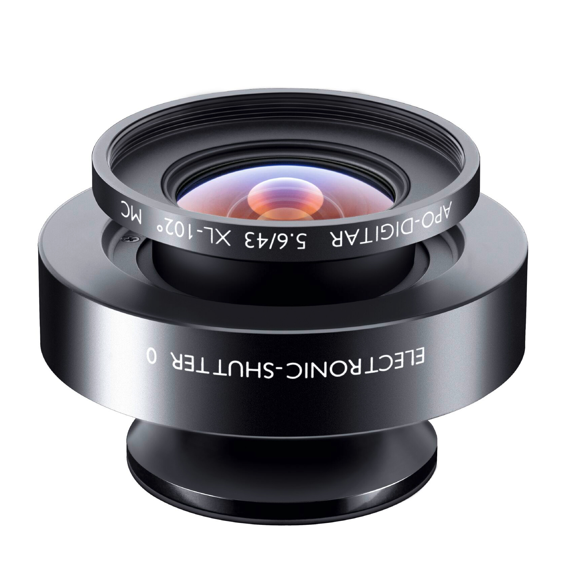 Schneider 43mm f/5.6 Apo-Digitar Lens with Copal Shutter