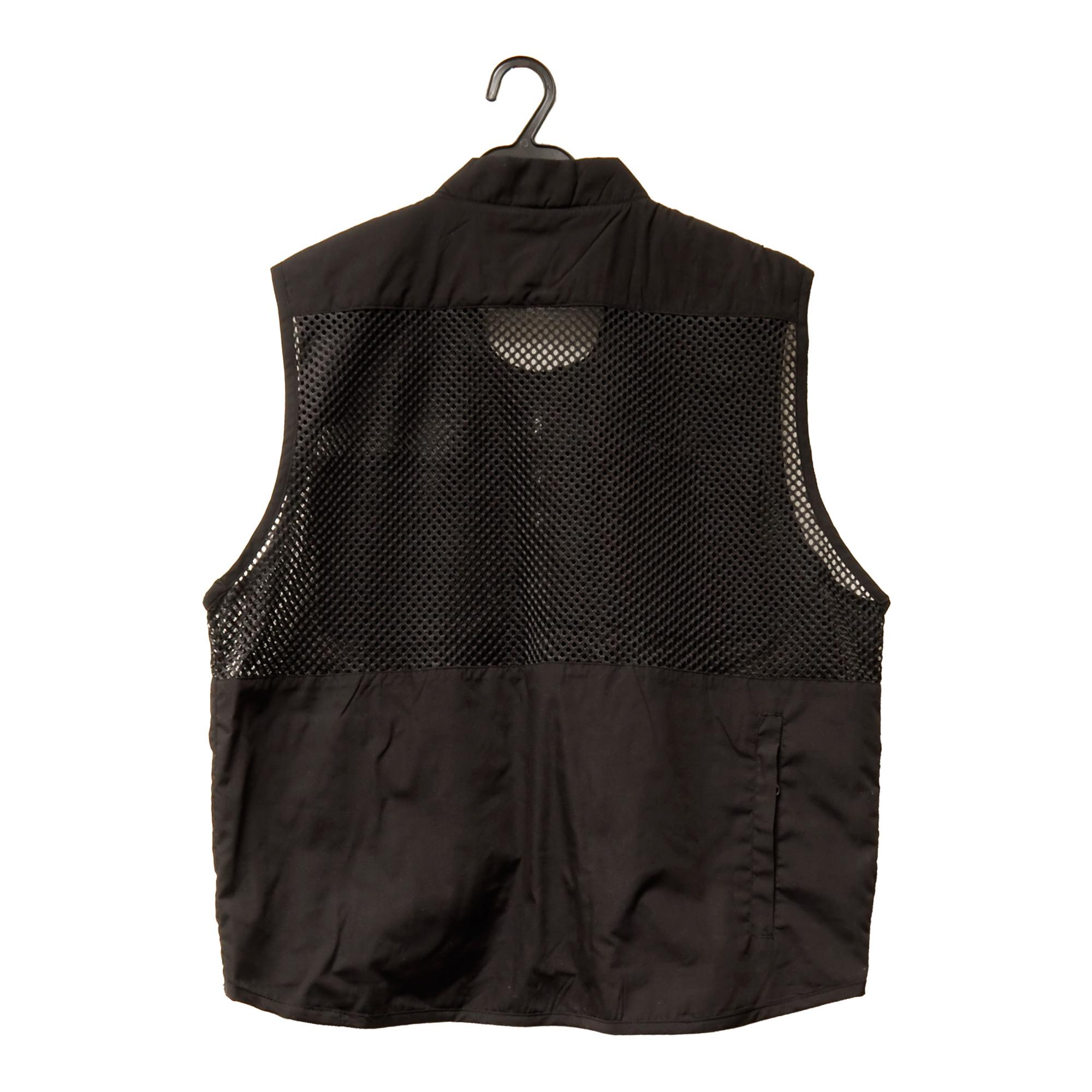 Photo Vest 9 Black  L