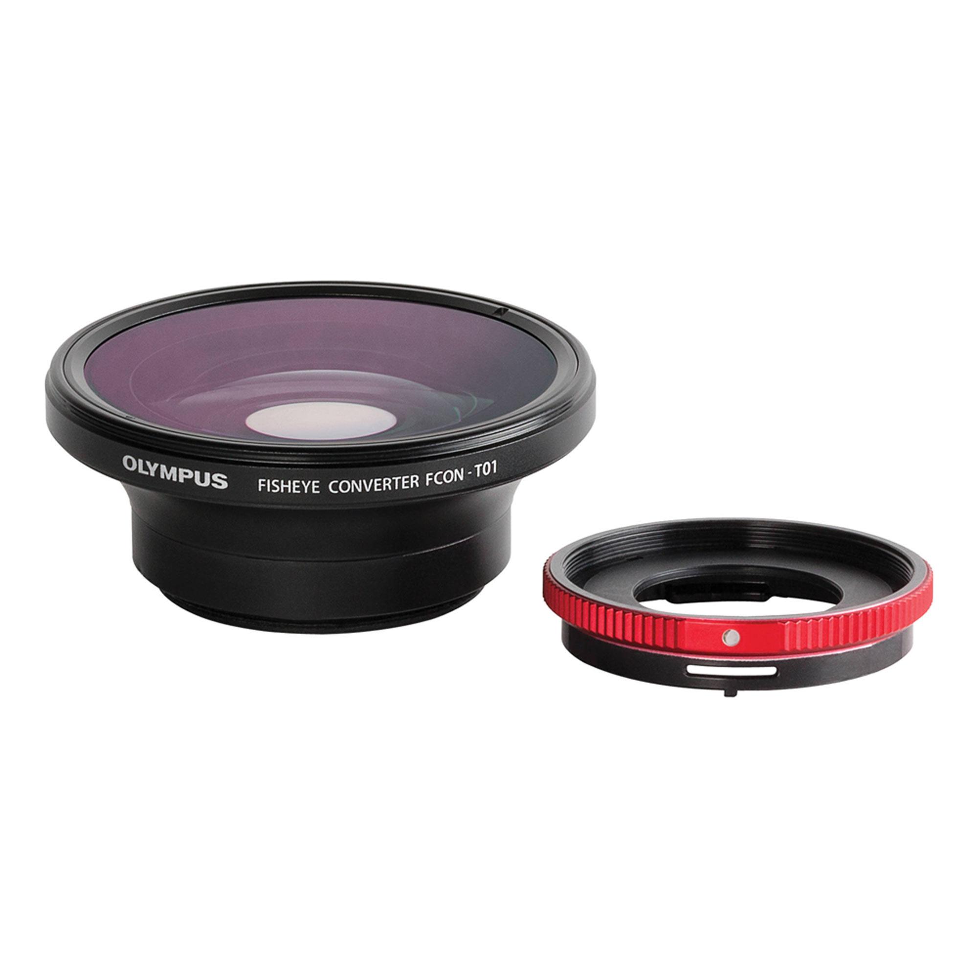 Fisheye Tough Lens Pack