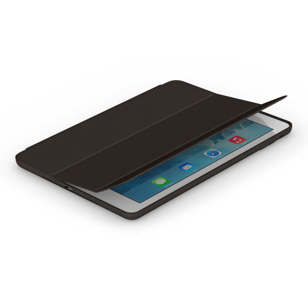 iPad Air Smart Case Leather  Black