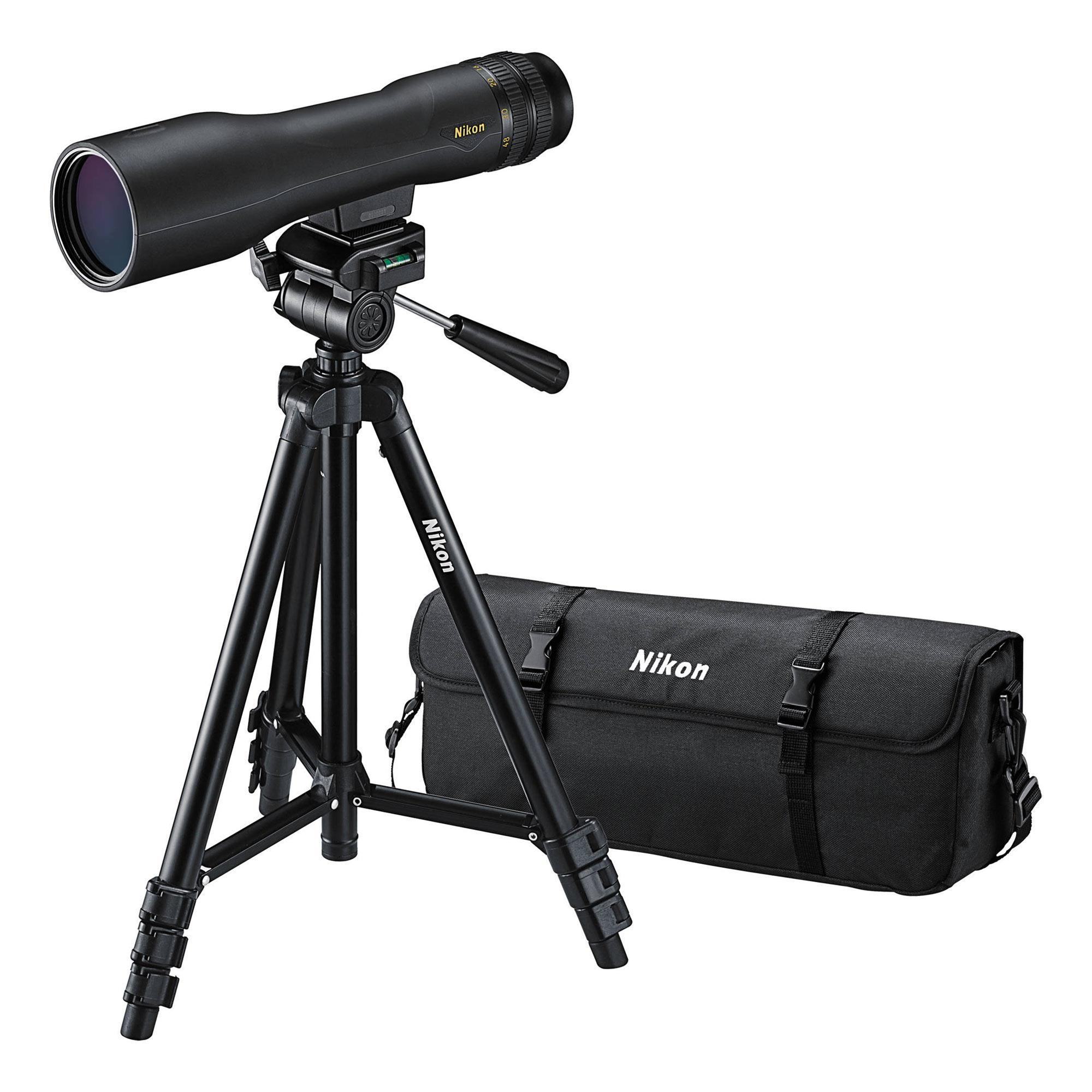 Prostaff 3 16-48x60 Spotting Scope Kit Straight Viewing