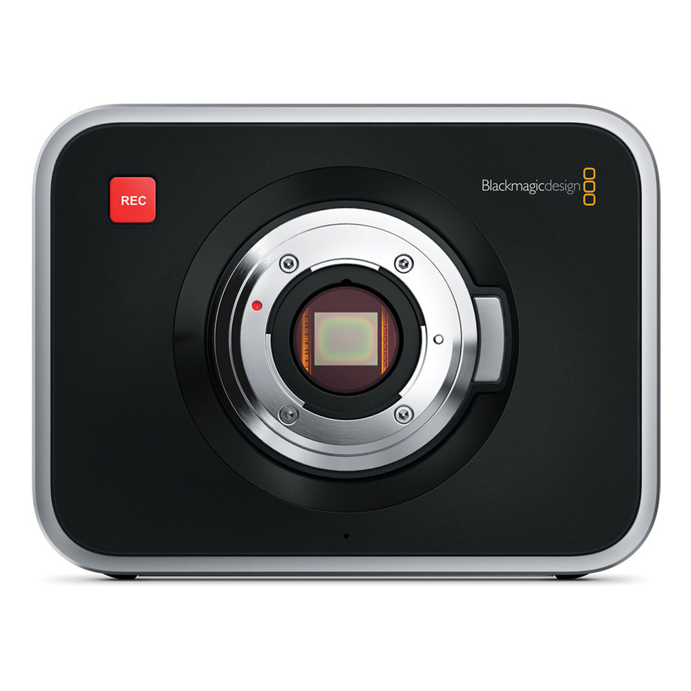 Cinema Camera with Micro Four Thirds Mount