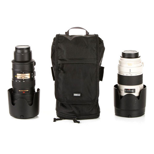Skin 75 Pop Down V2.0 Lens Bag Black