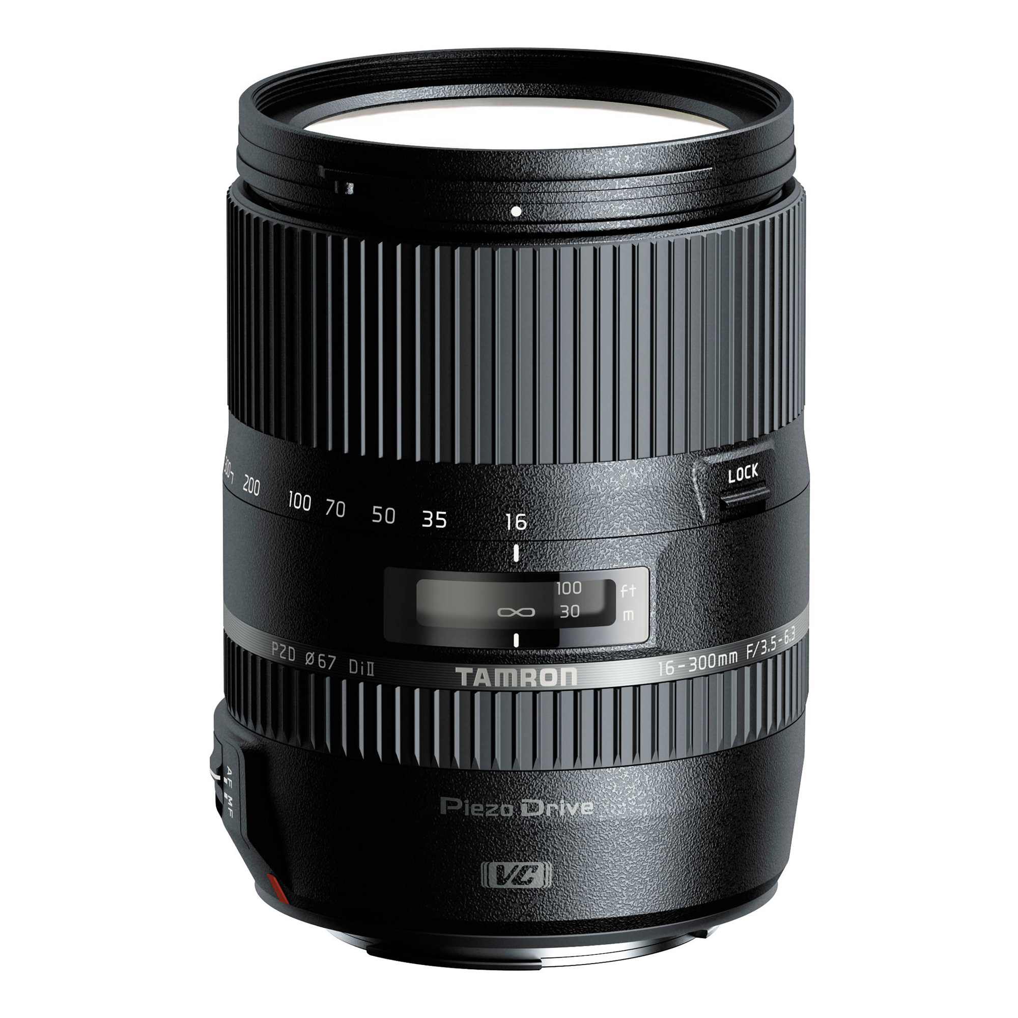 16-300mm f/3.5-6.3 Di II VC PZD Macro Lens for Nikon