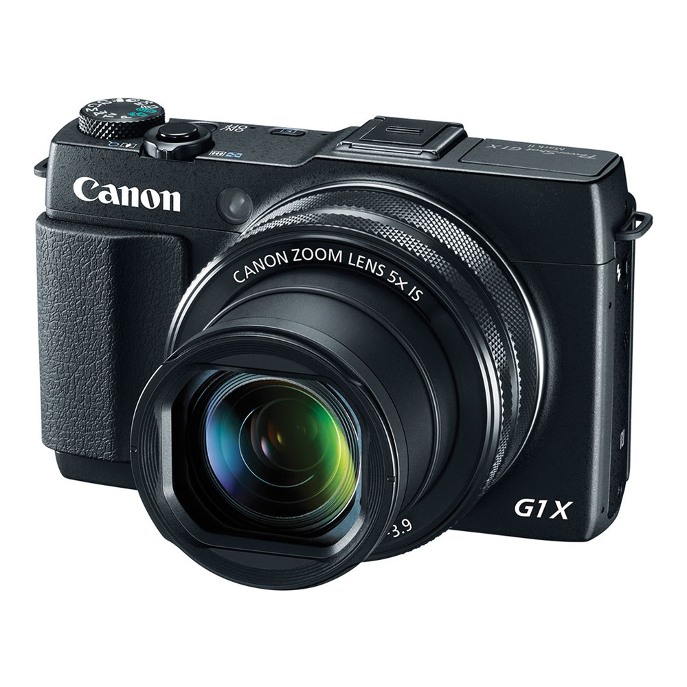 PowerShot G1 X Mark II Digital Camera