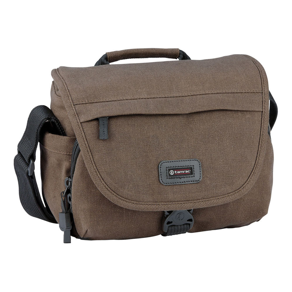 Apache 2 Camera/Tablet Bag (Brown)