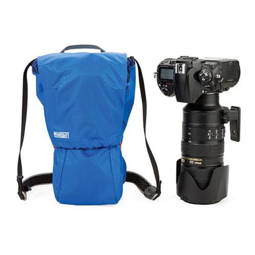 Ultralight Camera Cover 30 Tahoe Blue