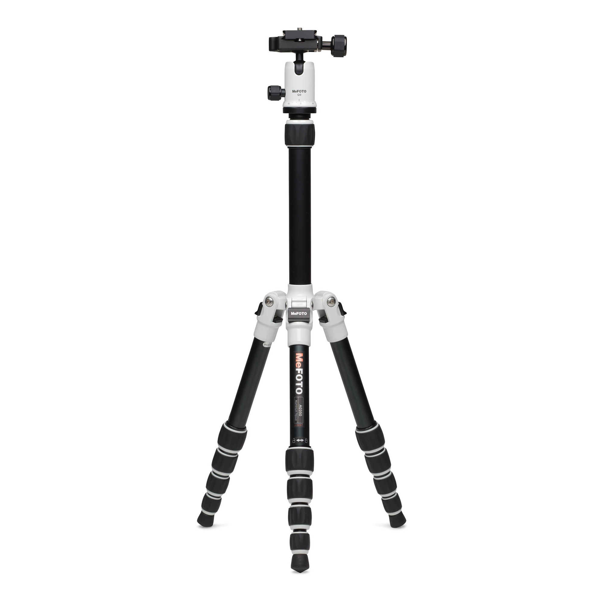 BackPacker Travel Tripod (White)