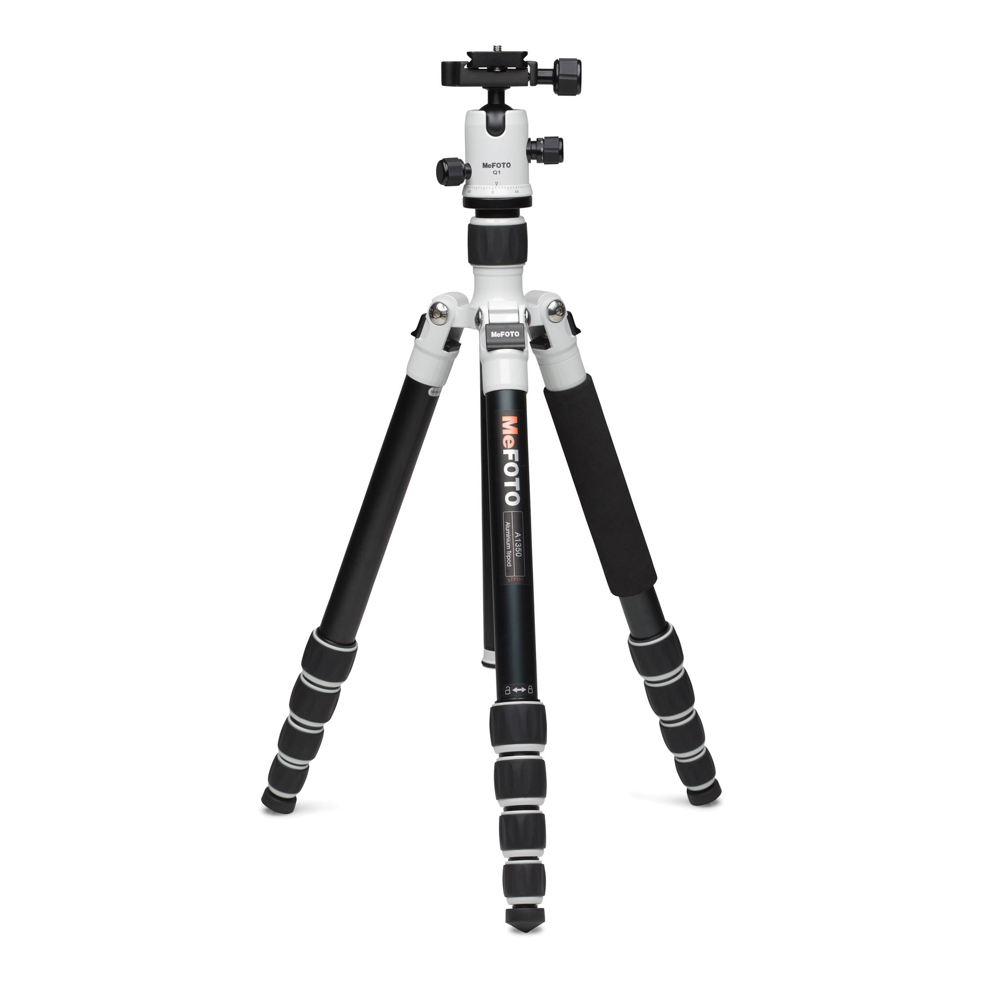 RoadTrip Travel Tripod Kit (White)