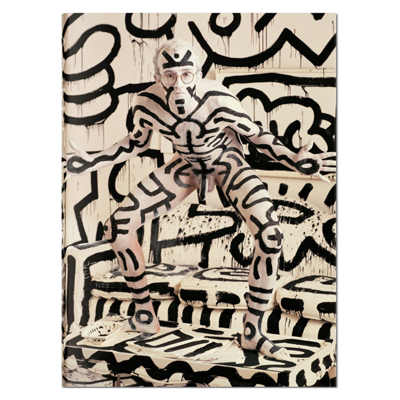 Annies Big Book - Annie Leibovitz (Keith Haring)