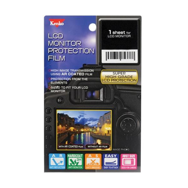 LCD Monitor Protection Film for the Canon 70D