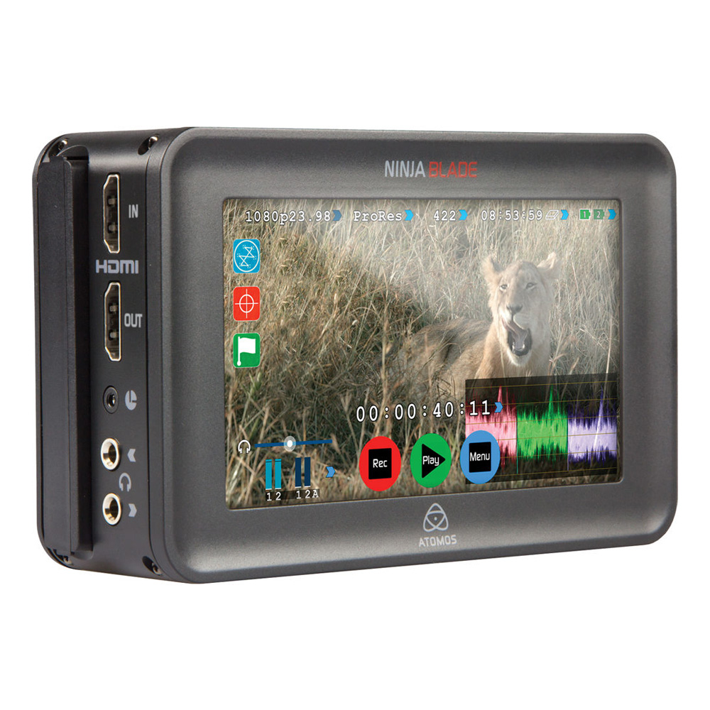 Ninja Blade 5 In. HDMI On-Camera Monitor & Recorder