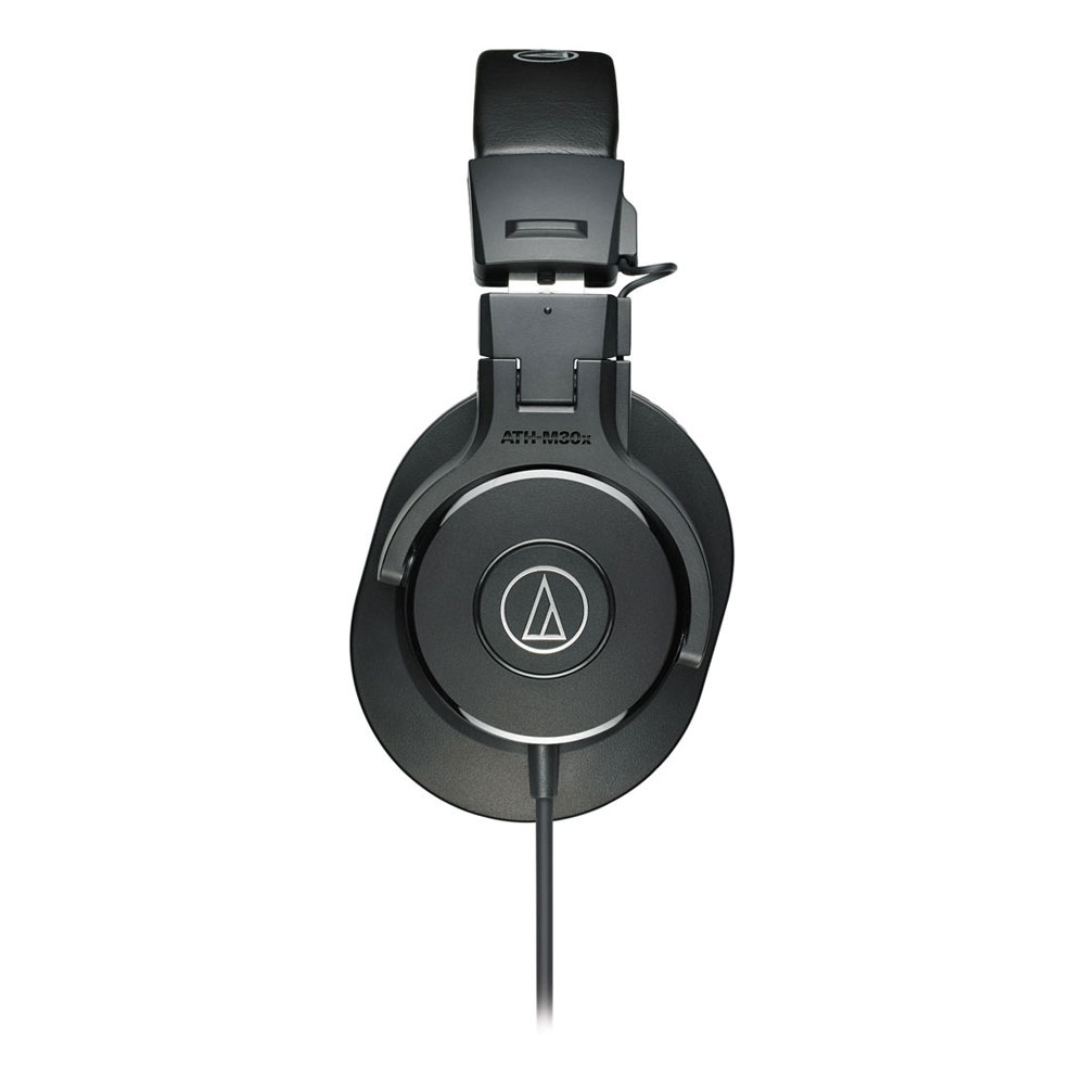 ATH-M30x Monitor Headphones Black