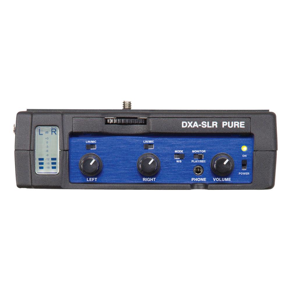 DXA-SLR Pure Passive Audio Adapter for DSLR Cameras