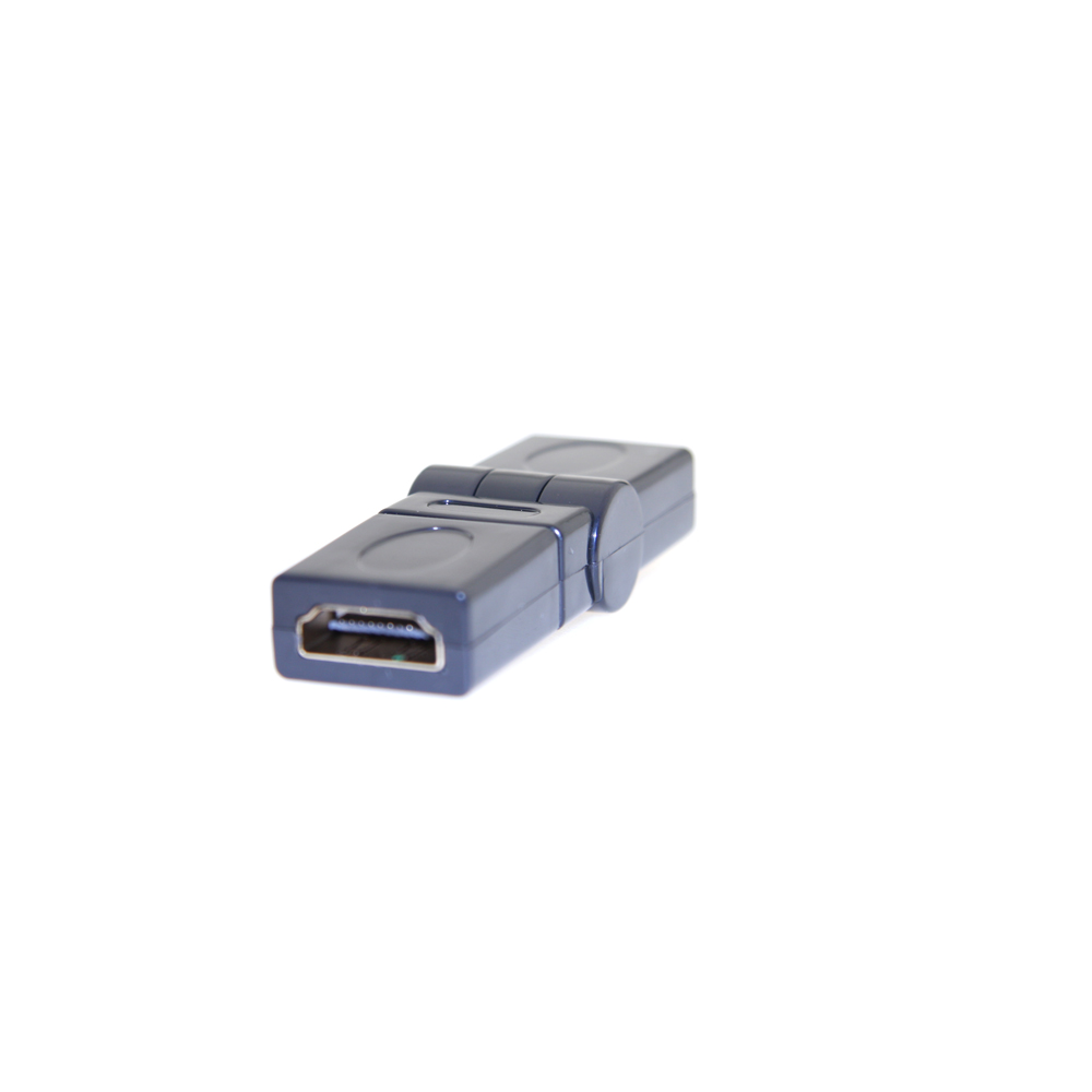 Mini HDMI Type C male to Standard-HDMI Type A Female