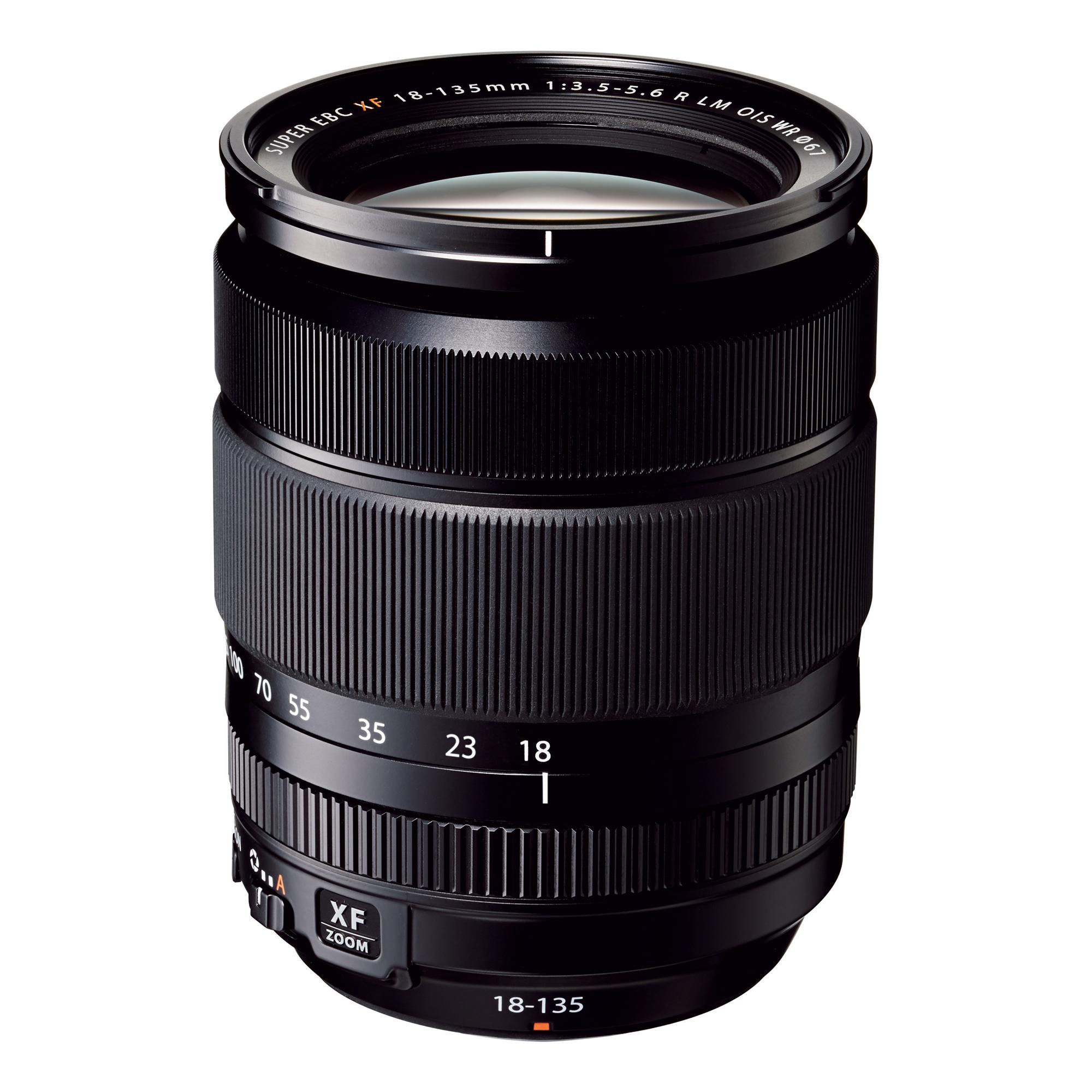 Image of Fujifilm FUJINON XF 18-135mm f/3.5-5.6 R LM OIS WR Lens