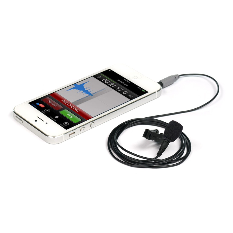 Special Offer smartLav+ Lavalier Condenser Microphone for Smartphones Before Too Late
