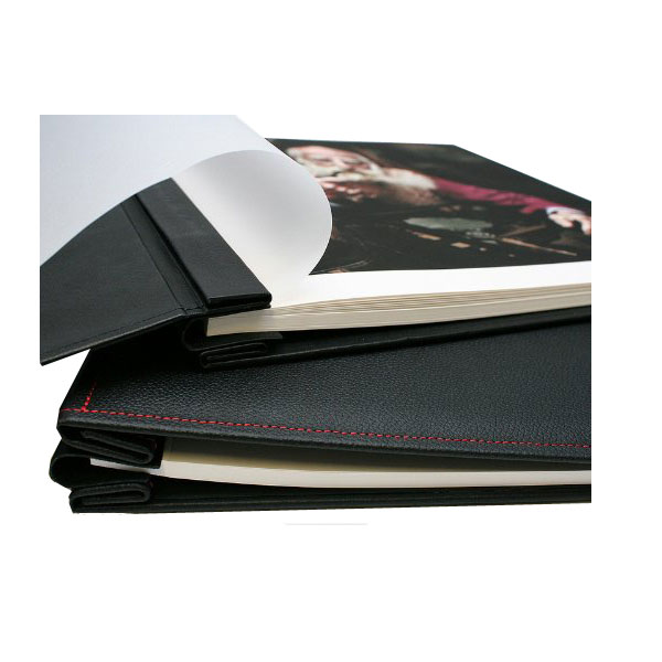 12 x 12 In. Photo Rag Duo Refill Paper for Album Covers 20 Sheets