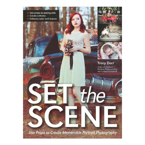 Set The Scene By Tracy Dorr