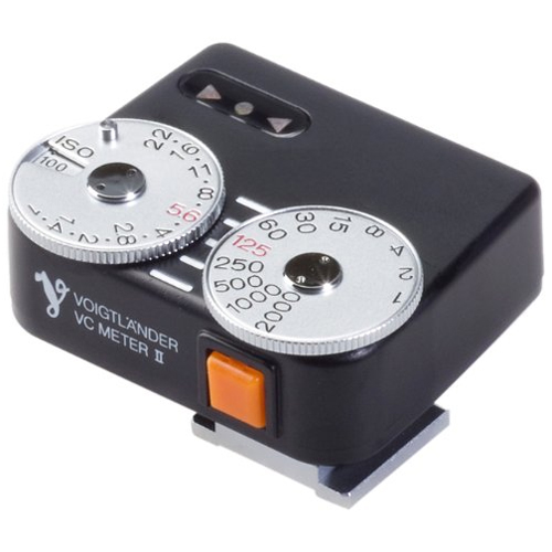 VC Speed Meter II Black