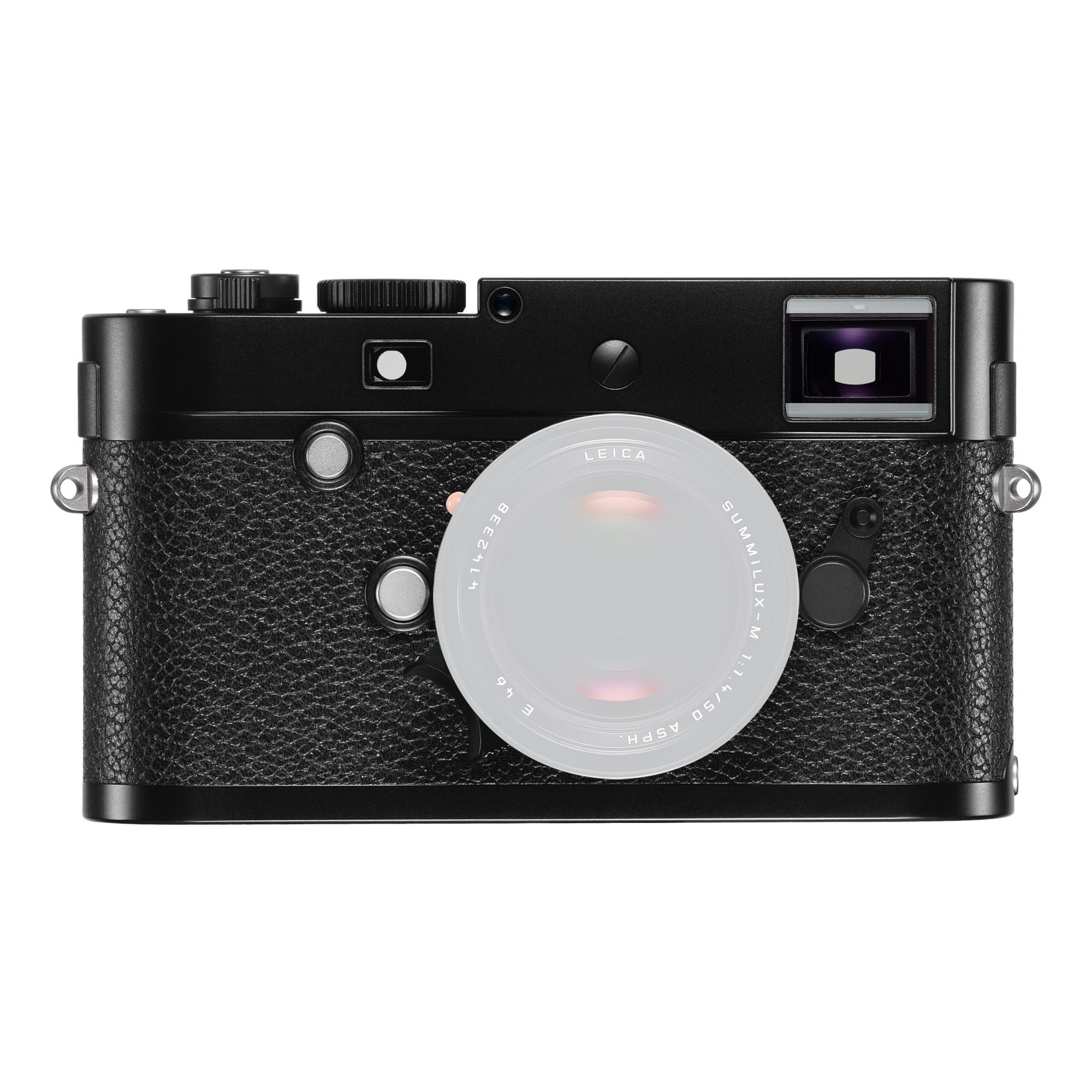 Image of Leica M-P Digital Rangefinder Camera Body (Black)