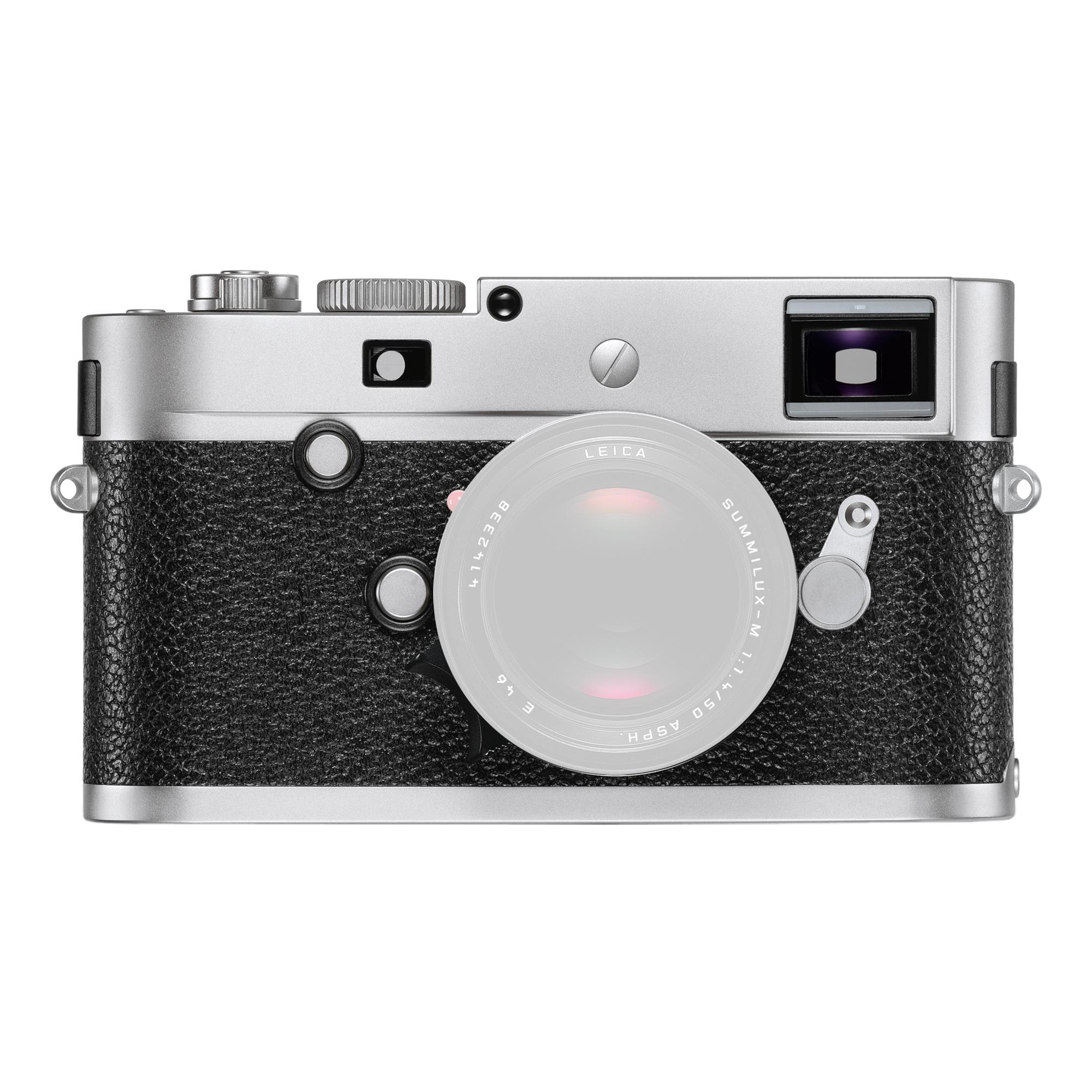 Image of Leica M-P Digital Rangefinder Camera Body (Silver)