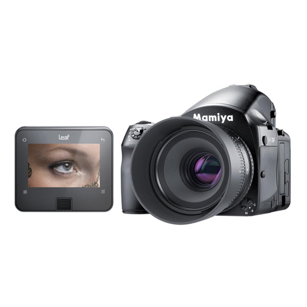 Leaf Credo 50 Megapixel Digital Back Kit Mamiya 645 Mount