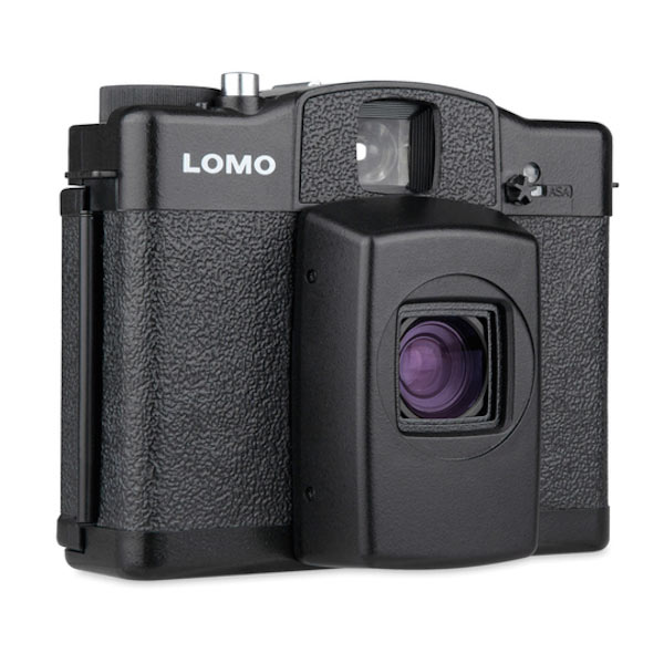 Fully Compact Automatic 120mm Film Camera