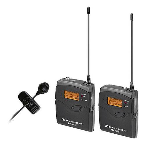 ew 122-p G3 Camera Mount Wireless Microphone System 626-668 MHz