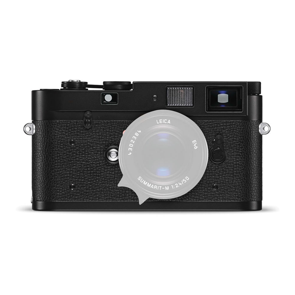 Image of Leica M-A Rangefinder Camera (Black Typ 127)
