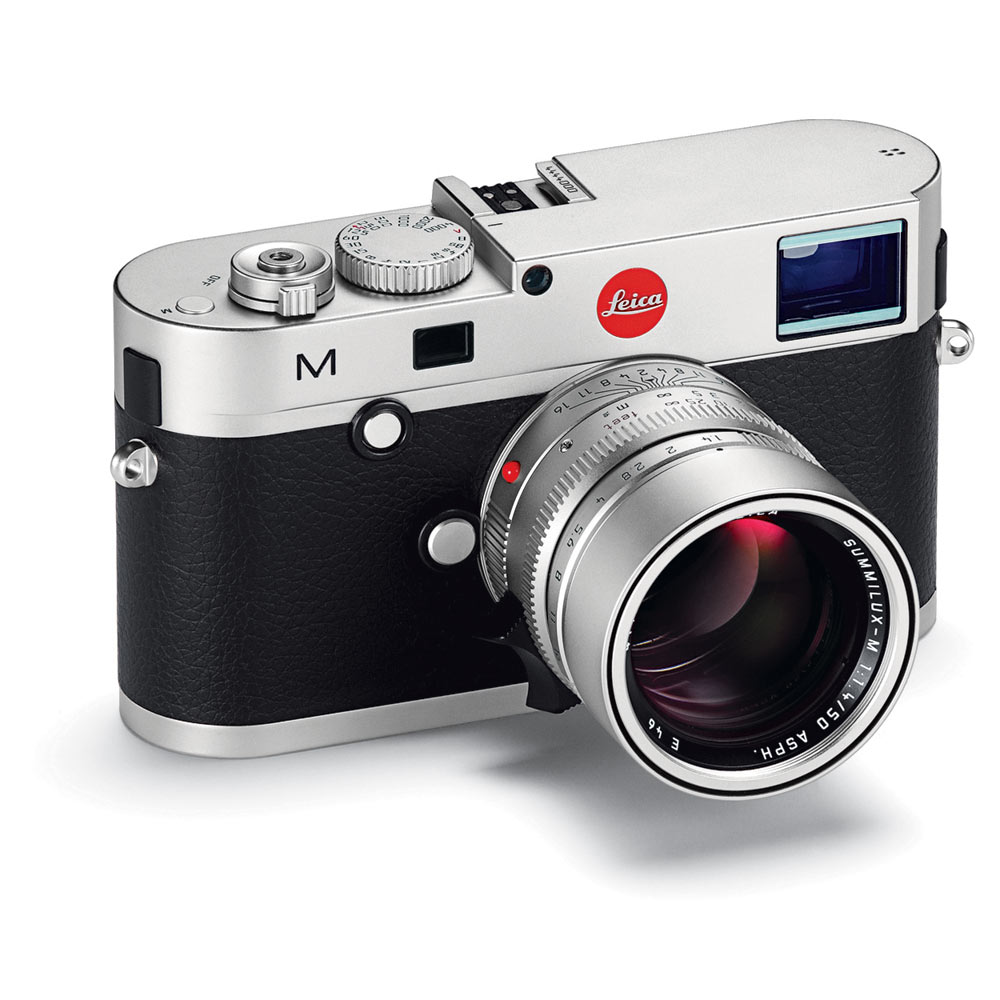 Image of Leica M-A Rangefinder Camera (Silver Typ 127)