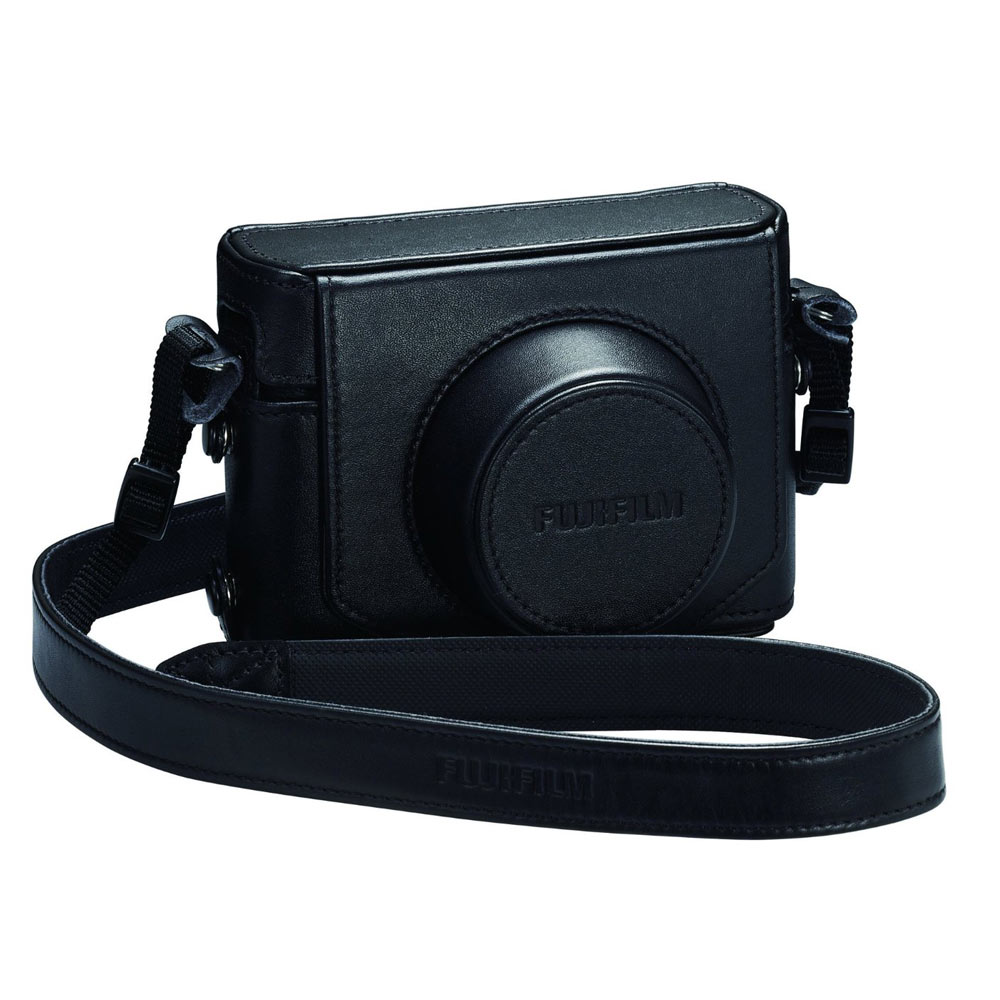 LC-X30 Leather Case Black