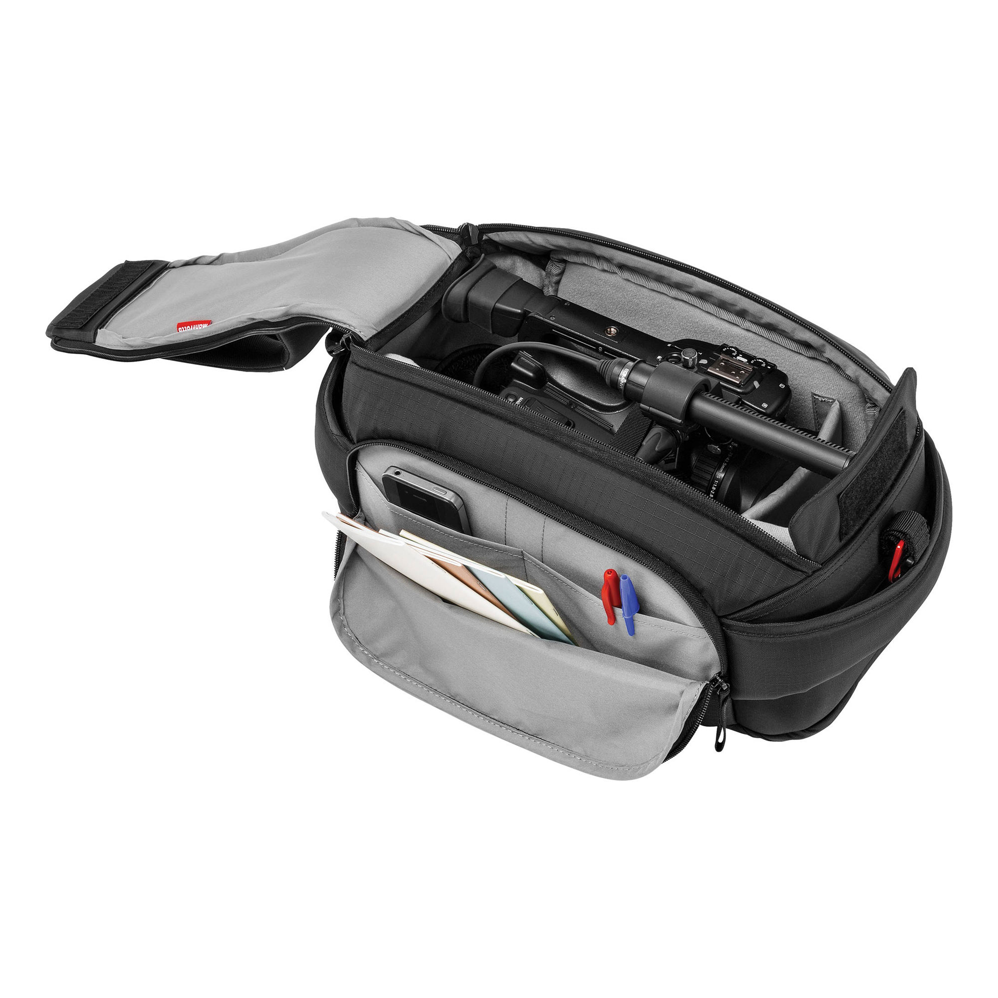 PL-CC-191 Pro Light Video Camera Case Black