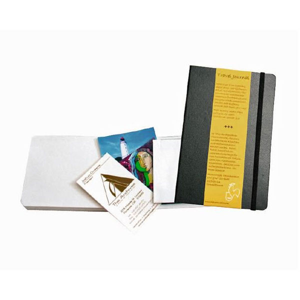 3.5 x 5.5 In. Portrait Travel Booklet 20 Sheets  2-Pack