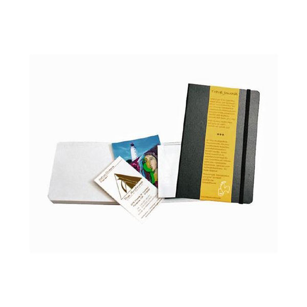 5.3 x 8.3 In. Portrait Travel Booklet 20 Sheets  2-Pack