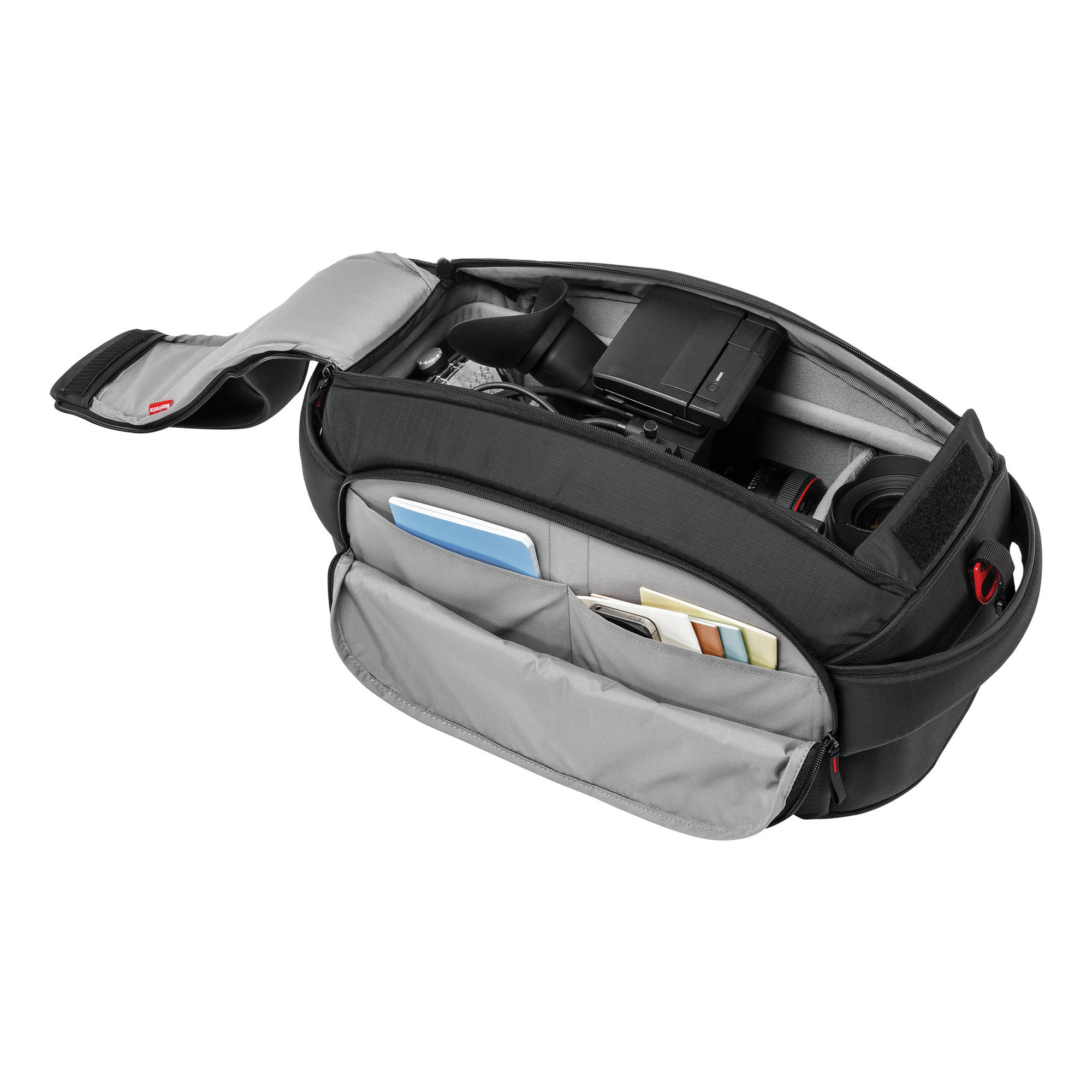Pro Light Video Camera Case Black