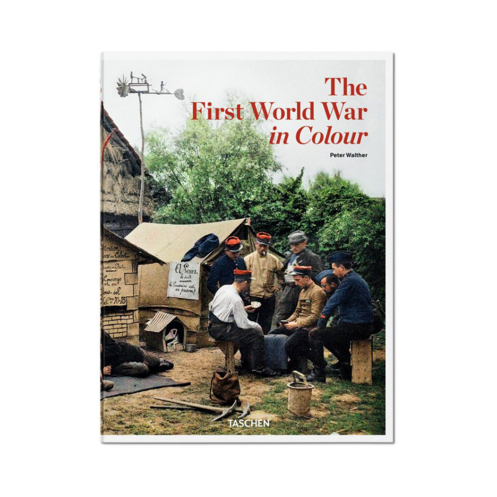 The First World War in Colour - Hardcover