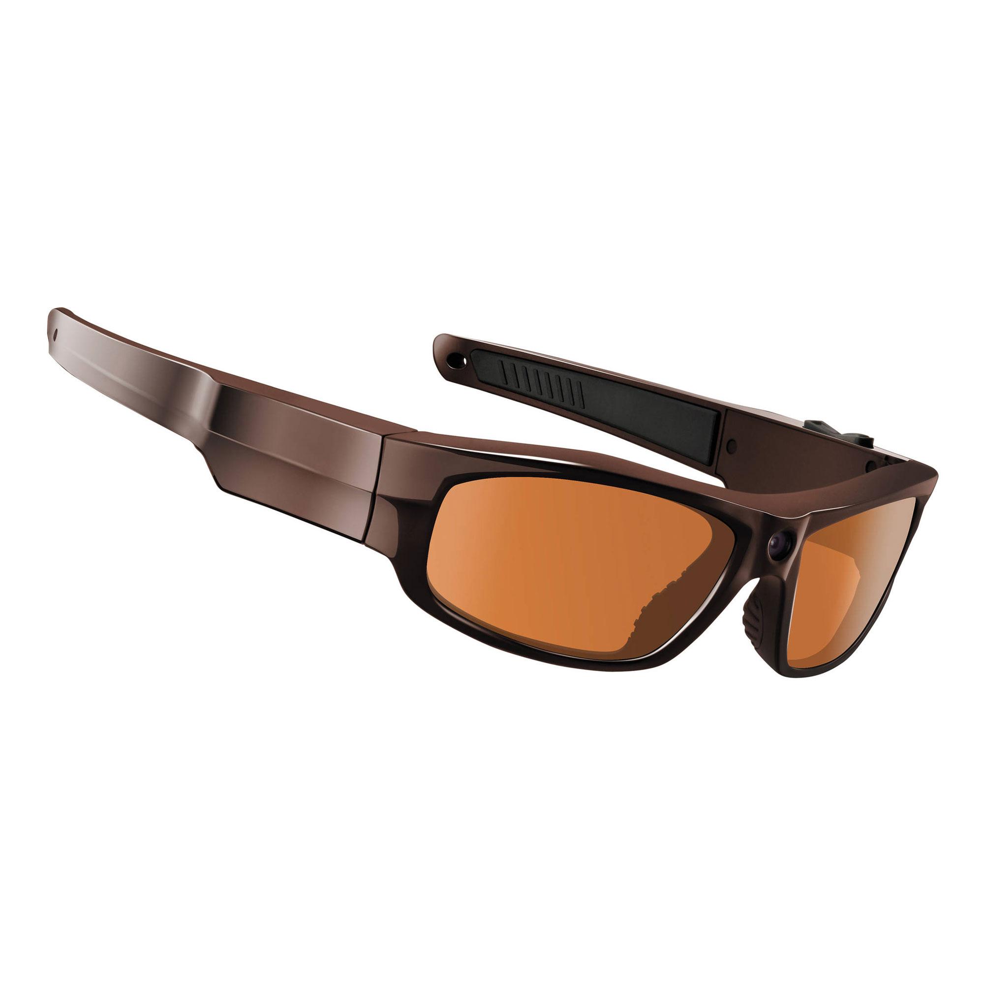 Durango Bronze 1080p Video Recording Sunglasses