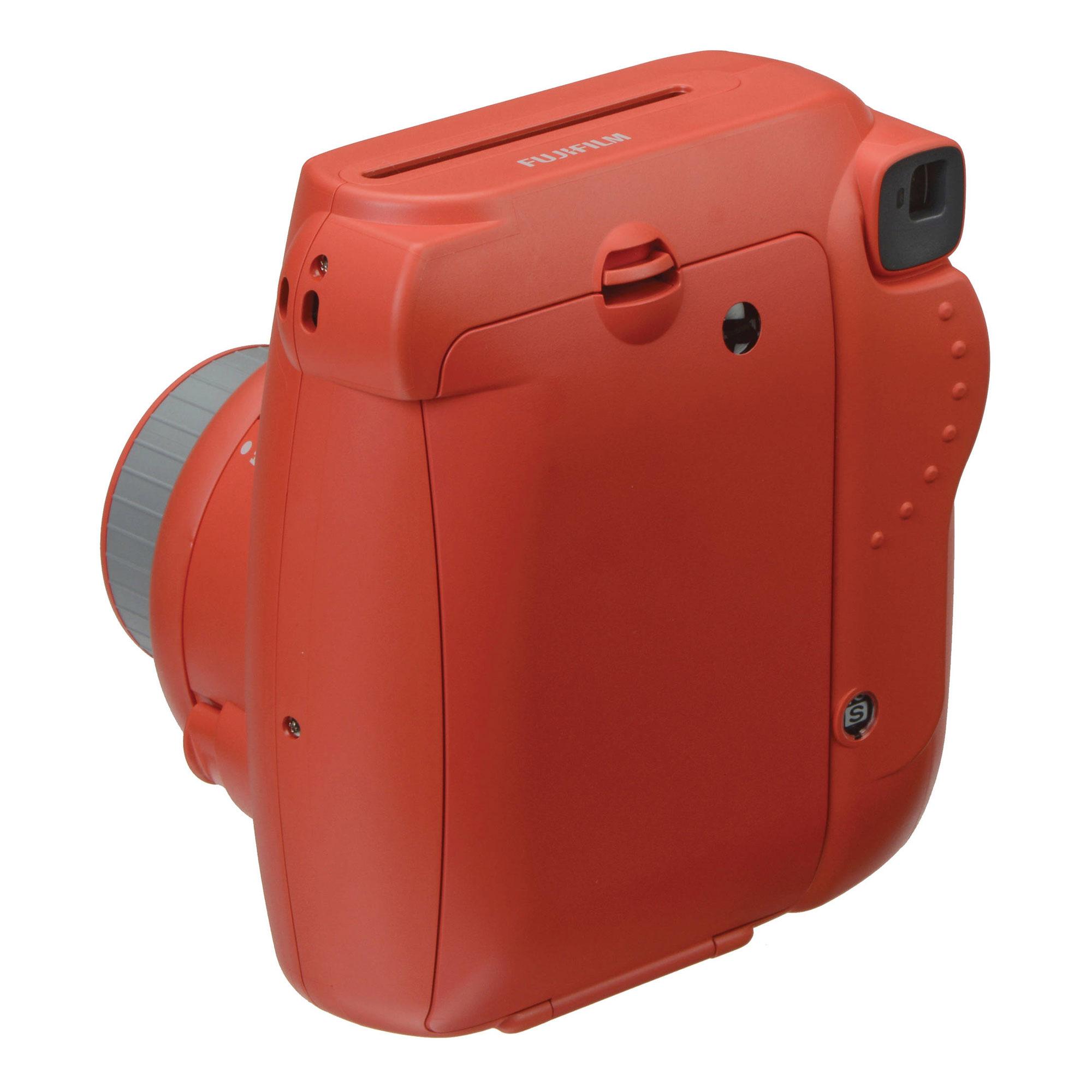 Instax Mini 8 Instant Film Camera Raspberry