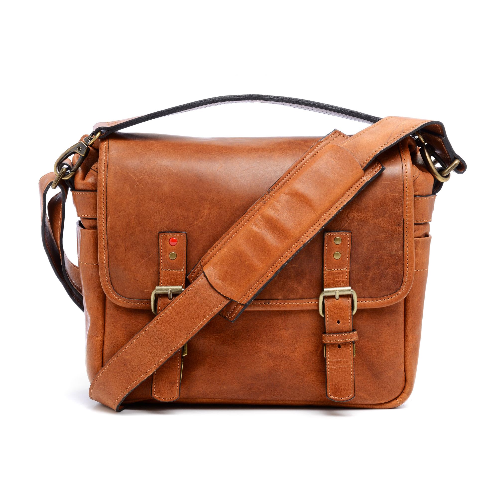 Image of Ona Bags The Berlin II Camera Messenger Bag (Vintage Bourbon)