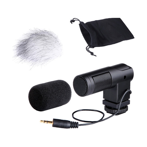 DSLR Stereo Microphone