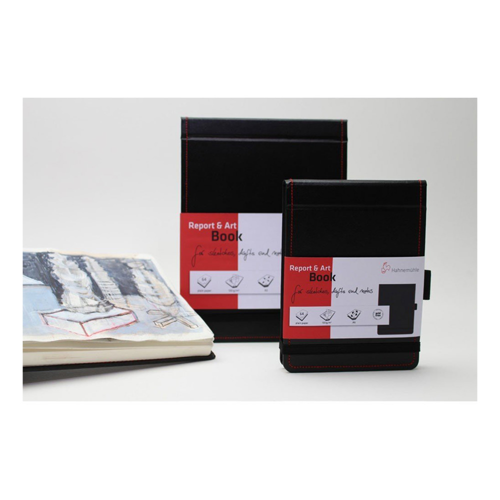 Report  Art Book A5  130 gsm