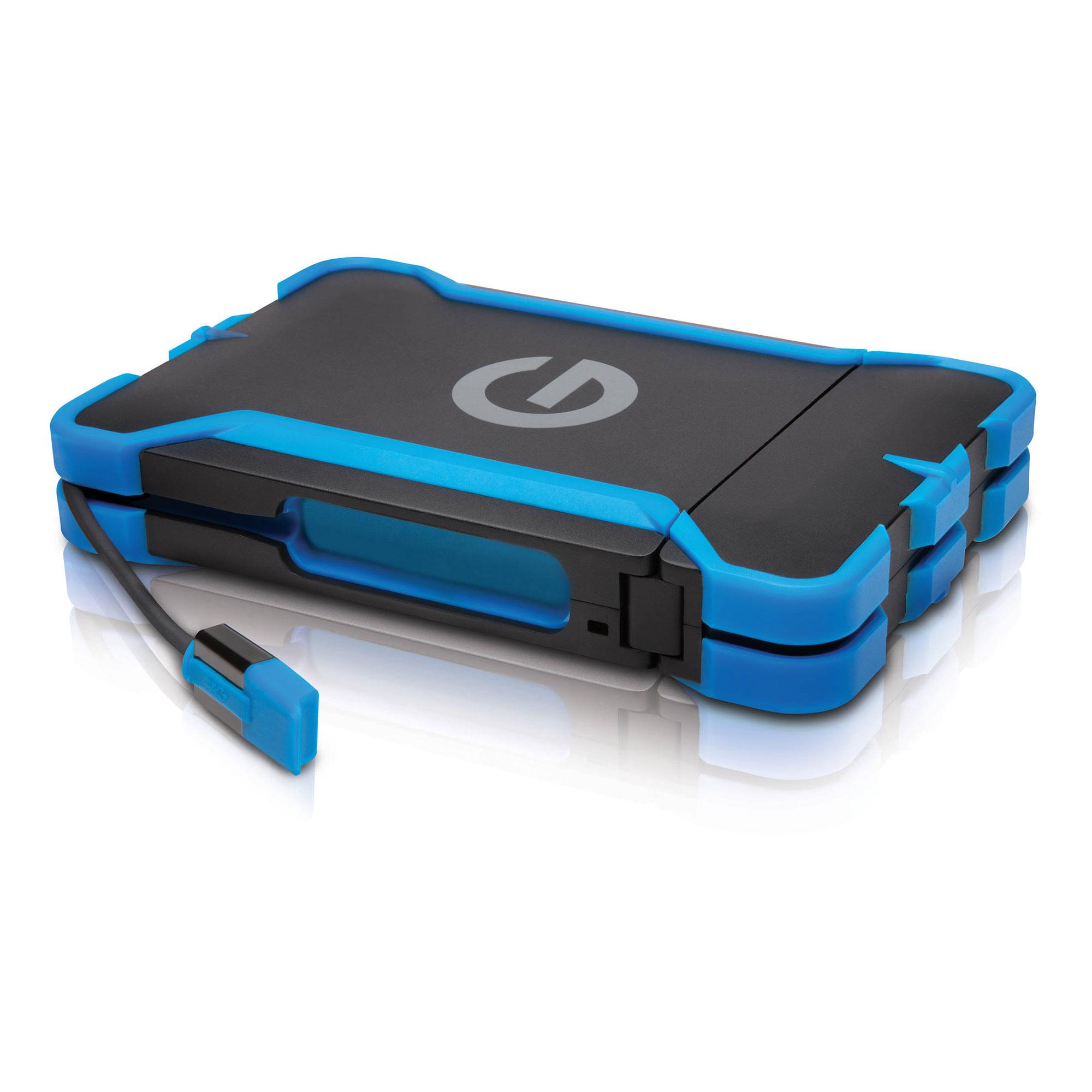 1TB G-DRIVE ev ATC with USB 3.0