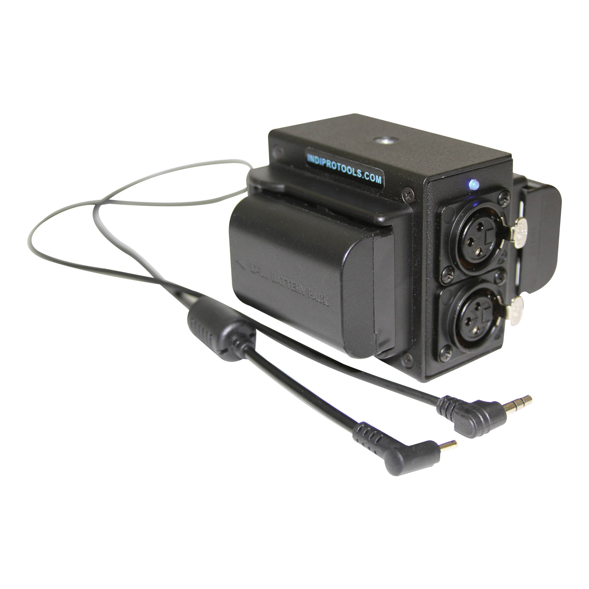 Pro Series Power Grid  XLR Audio Box for Blackmagic Pocket Camera