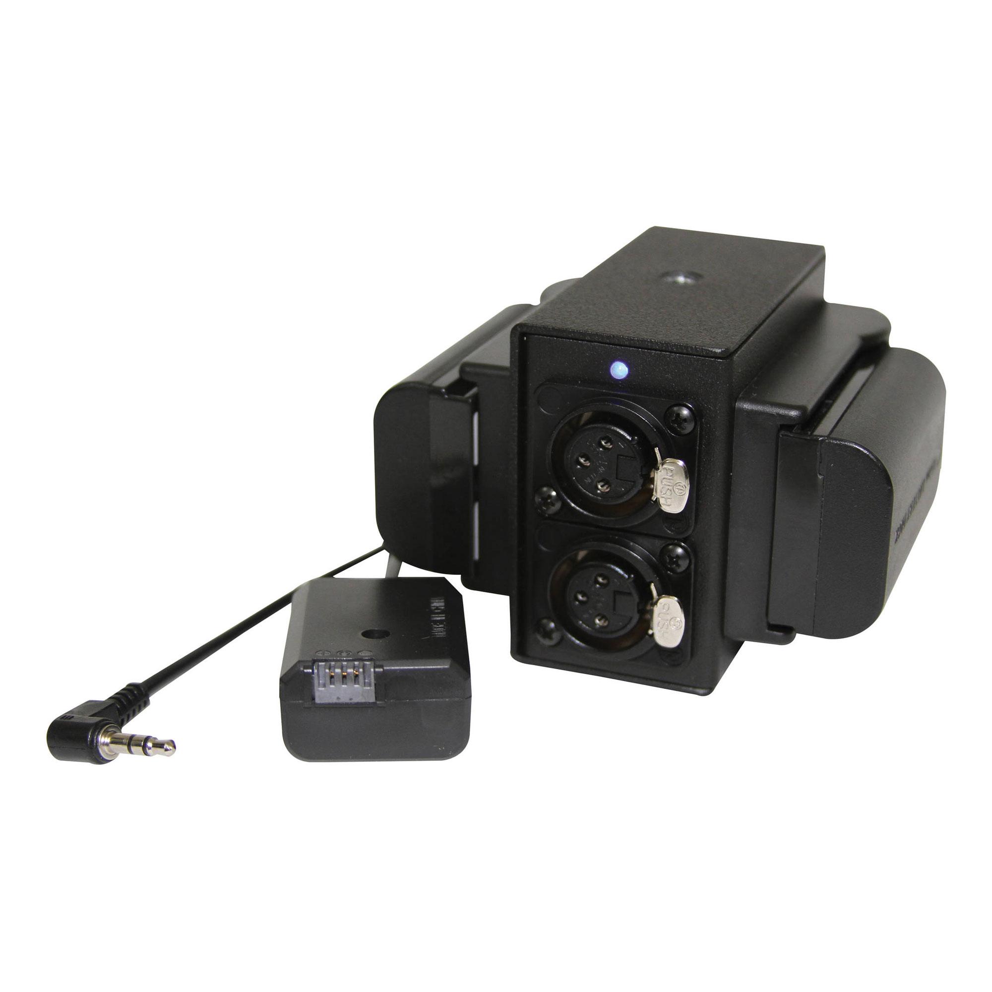 Pro Series Power Grid  XLR Audio Box for Sony a7S