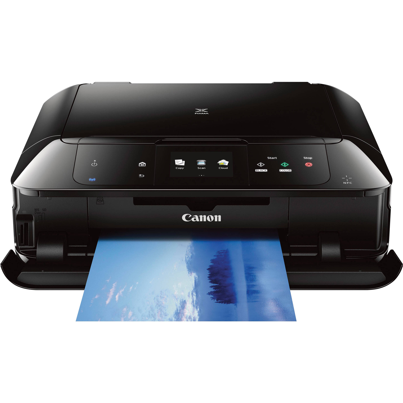 PIXMA MG7520 Wireless All-in-One Inkjet Printer Black
