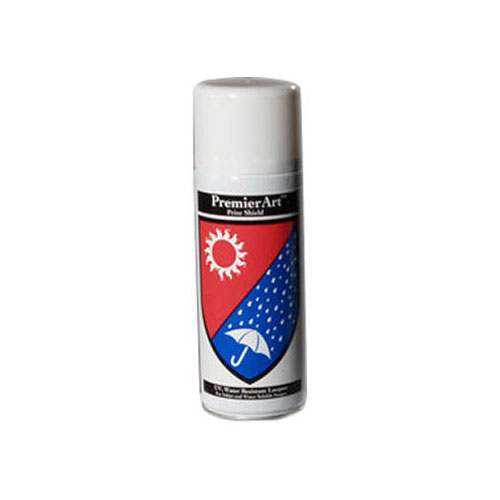 PremierArt Print Shield Protective Coating Spray Can 13.5 oz